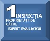 Inspectia proprietatii de catre Expertul Evaluator